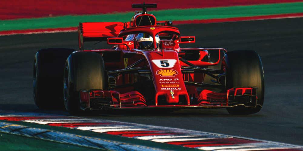 GP Cina: la Ferrari teme il sottosterzo