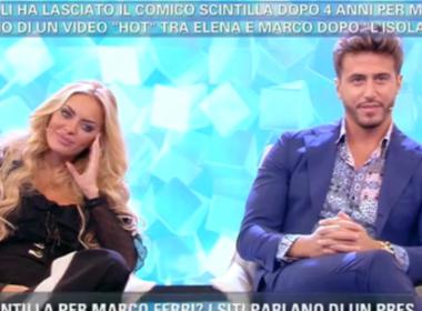 Elena Morali e Marco Ferri