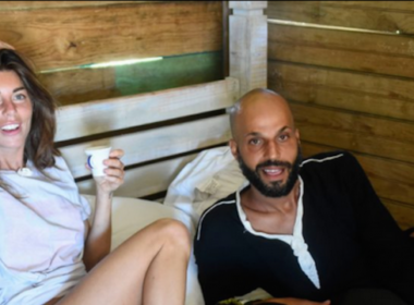 Jonathan Kashanian e Bianca Atzei