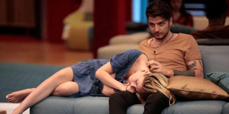 Mariana Falace e Luigi Mario Favoloso