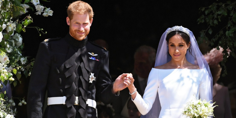 Royal Wedding, Principe Herry e Meghan Markle