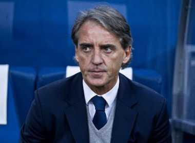 Roberto Mancini nuovo CT dell'Italia