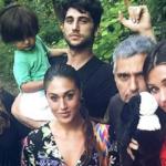 Cecilia Rodriguez, famiglia