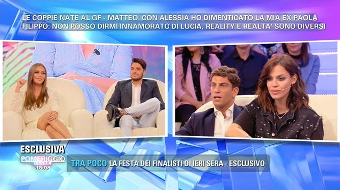 Karina Cascella critica Filippo e attacca Favoloso