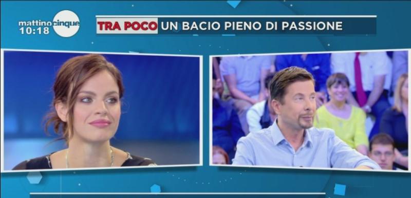 Lucia Orlando e Riccardo Signoretti