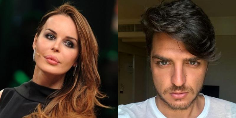Nina Moric e Luigi Mario Favoloso