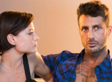 Silvia Provvedi e Fabrizio Corona