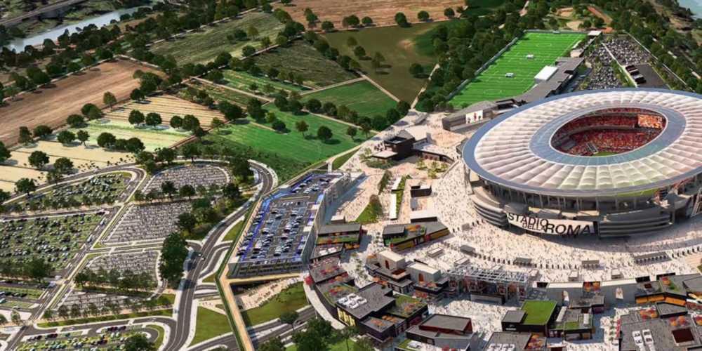 Progetto nuovo stadio Roma: 9 persone arrestate