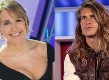 Barbara D'Urso e Alberto Mezzetti