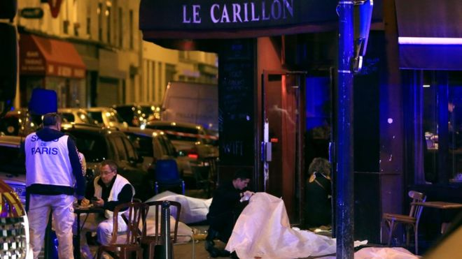 Falsa vittima attentati Parigi