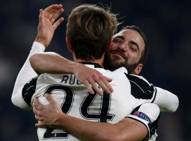 Juventus: Rugani e Higuain verso l'addio
