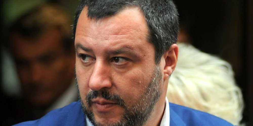 Matteo Salvini: intesa con Austria e Germania sui migranti