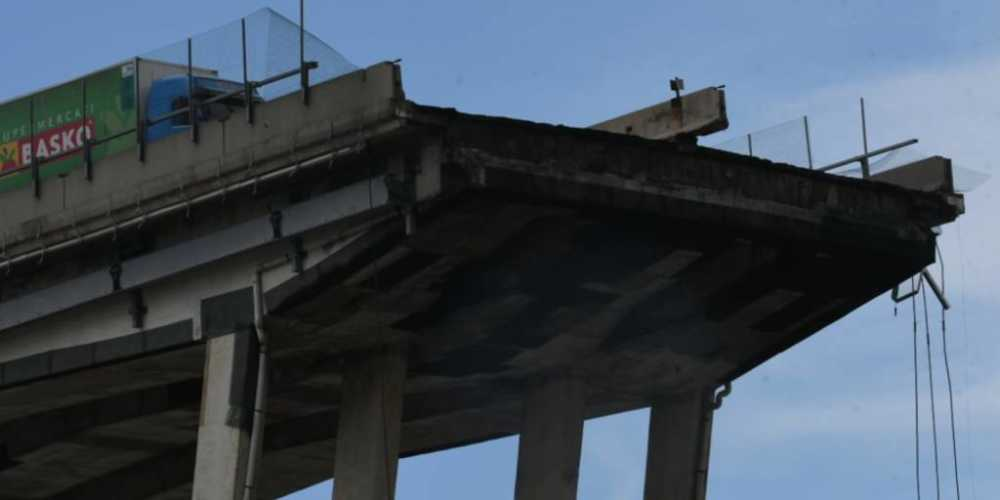Ponte Morandi: scontro Governo-Autostrade