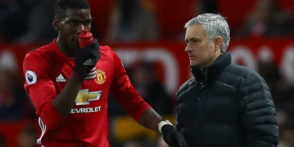 Tensione tra Mourinho e Pogba