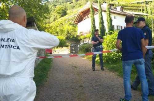 Merano, donna uccisa a coltellate
