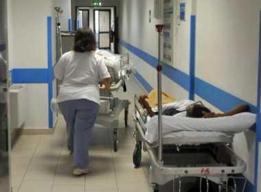 Roma, anziana muore in ospedale
