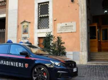 Roma, borseggiatore arrestato