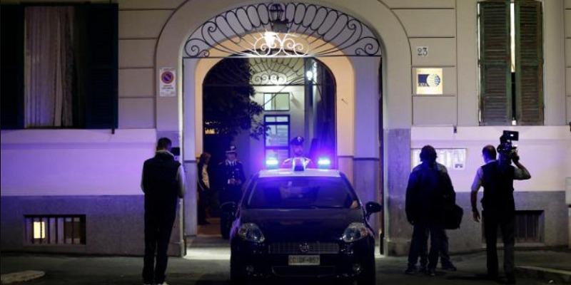Roma, uccide la moglie e minaccia il suicidio