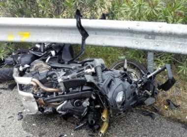 Sardegna, muoiono due motociclisti