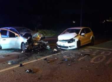 Castellamonte, scontro tra due auto