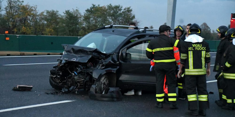 Grave incidente sulla A4