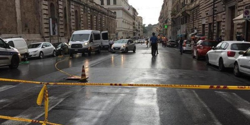 Roma, viceprefetto ucciso da bus
