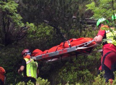 Vezza d'Oglio, escursionista muore