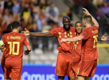Ranking Fifa: comanda il Belgio.