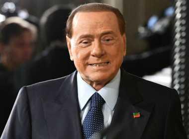 Berlusconi critica il governo Lega-M5S.