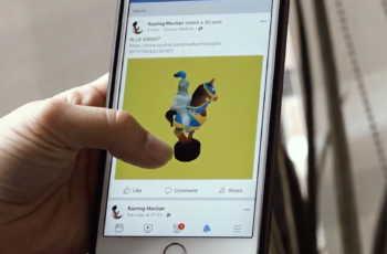 Facebook: arrivano le foto in 3D.