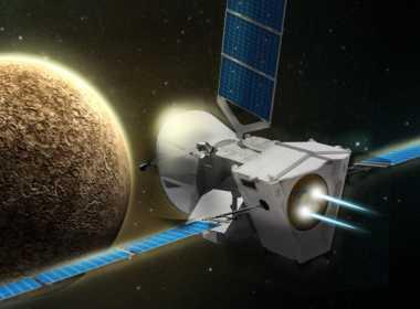 BepiColombo: prima missione europea su Mercurio.