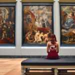 Gli italiani non amano andare al museo.