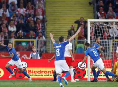Nations League: Polonia-Italia 0-1