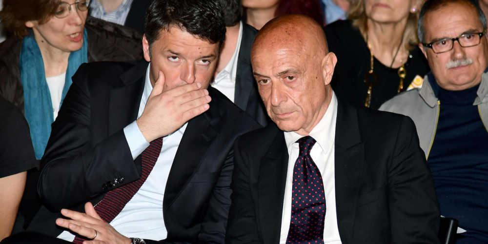 Primarie PD: Renzi vuole Minniti