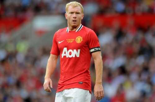 Paul Scholes critica il Manchester United.