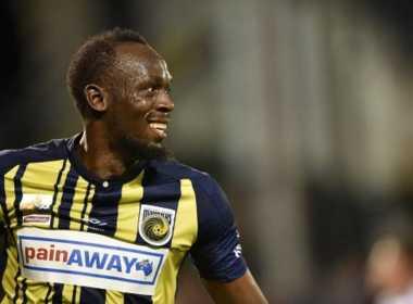 Usain Bolt potrebbe giocare nel Valletta FC.