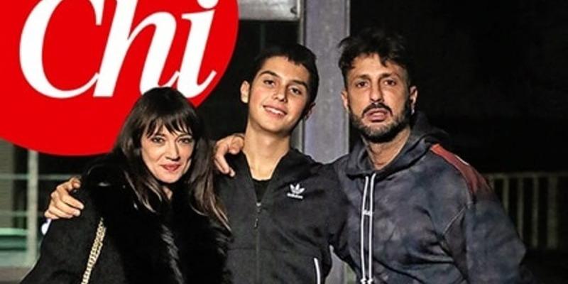 Asia Argento, Carlos e Fabrizio Corona