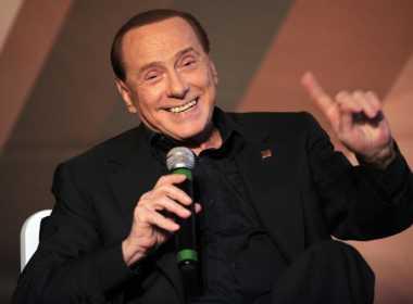 Berlusconi preoccupato dal governo Lega-M5S.