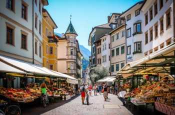 Qualità della vita: Bolzano in vetta.