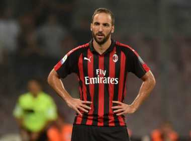 Milan-Juve: le scuse di Higuain.