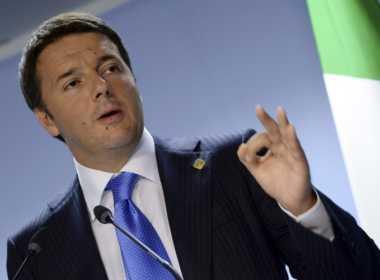 Renzi chiede al Governo di ripristinare Casa Italia.
