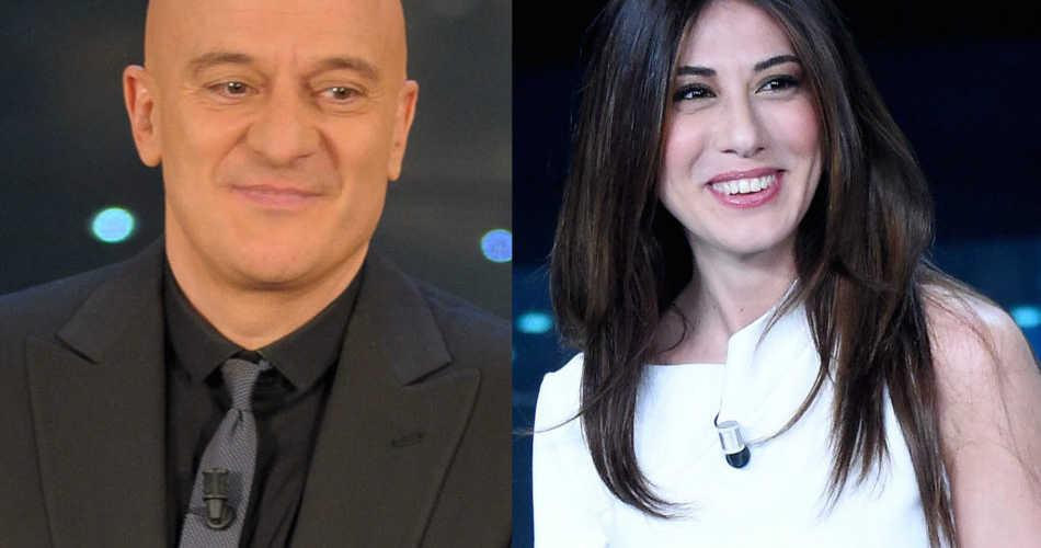 Claudio Bisio e Virginia Raffale probabili conduttori di Sanremo 2019.