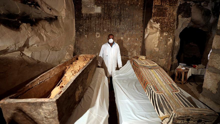 Egitto: scoperta nuova tomba a Luxor.