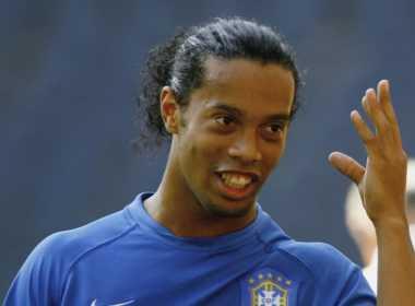 Ronaldinho: solo 6 euro in Banca.