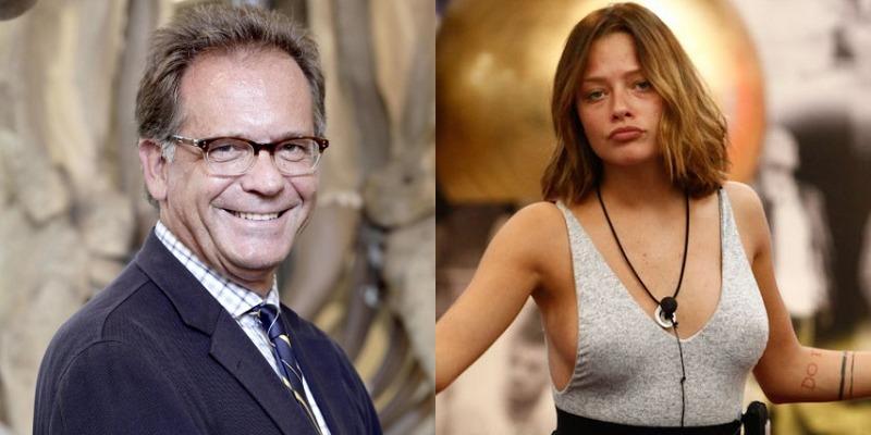 Alessandro Cecchi Paone e Silvia Provvedi