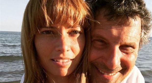 Fabrizio Frizzi e Carlotta