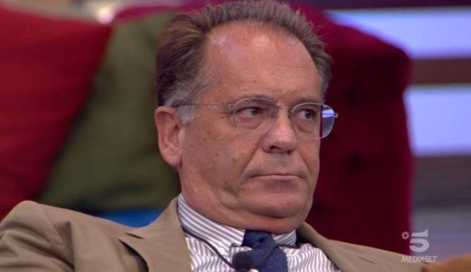 GF Vip, Alessandro Cecchi Paone