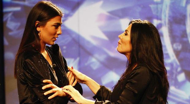 Giulia Salemi e Fariba Therani