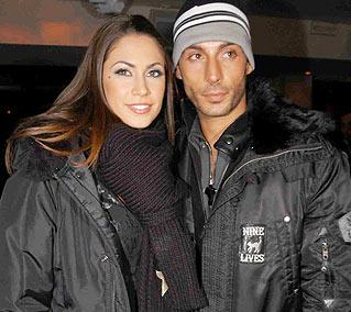 Melissa Satta e Daniele Interrante
