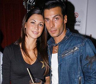 Melissa Satta e Daniele